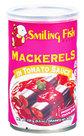 Makreel in tomato Sauce