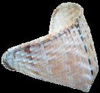Bamboekorf