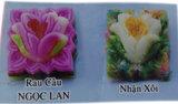 Flower vorm 5.5x9cm. พิมพ์ขนม_15