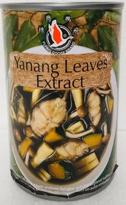 Yanang Bladeren Extract 400 ml. FG น้ำย่านาง